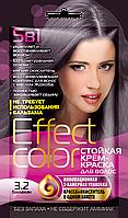 ФК 4921 Стойкая крем-краска Effect Color 3.2 Баклажан 50 мл