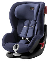 Автокресло 9-18 King II Black Series Moonlight Blue (Britax Römer, Германия), фото 1
