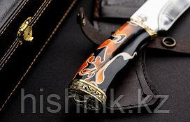 Нож туристический Беркут сталь 95Х18