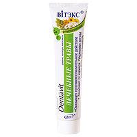 BV DENTAVIT Зубная паста Лечебные травы 160 мл