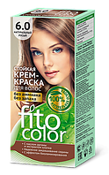 ФК 4829 Стойкая крем-краска FitoColor 6.0 Натуральный Русый