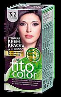 ФК 4834 Стойкая крем-краска FitoColor 3.2 Баклажан