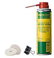 Контактная смазка и чистка сварочной проволоки WIRE-BALM PROTEC WLS04 ABICOR BINZEL, 200 МЛ.