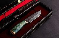 Нож туристический Беркут дамасская сталь, фото 1