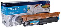 Картридж Brother TN-241C, для Brother HL-3040/DCP-9010/9120 Синий 1,4к