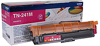 Картридж Brother TN-241M, для Brother  HL-3140/3170, DCP-9020 Пурпурный 1,4к