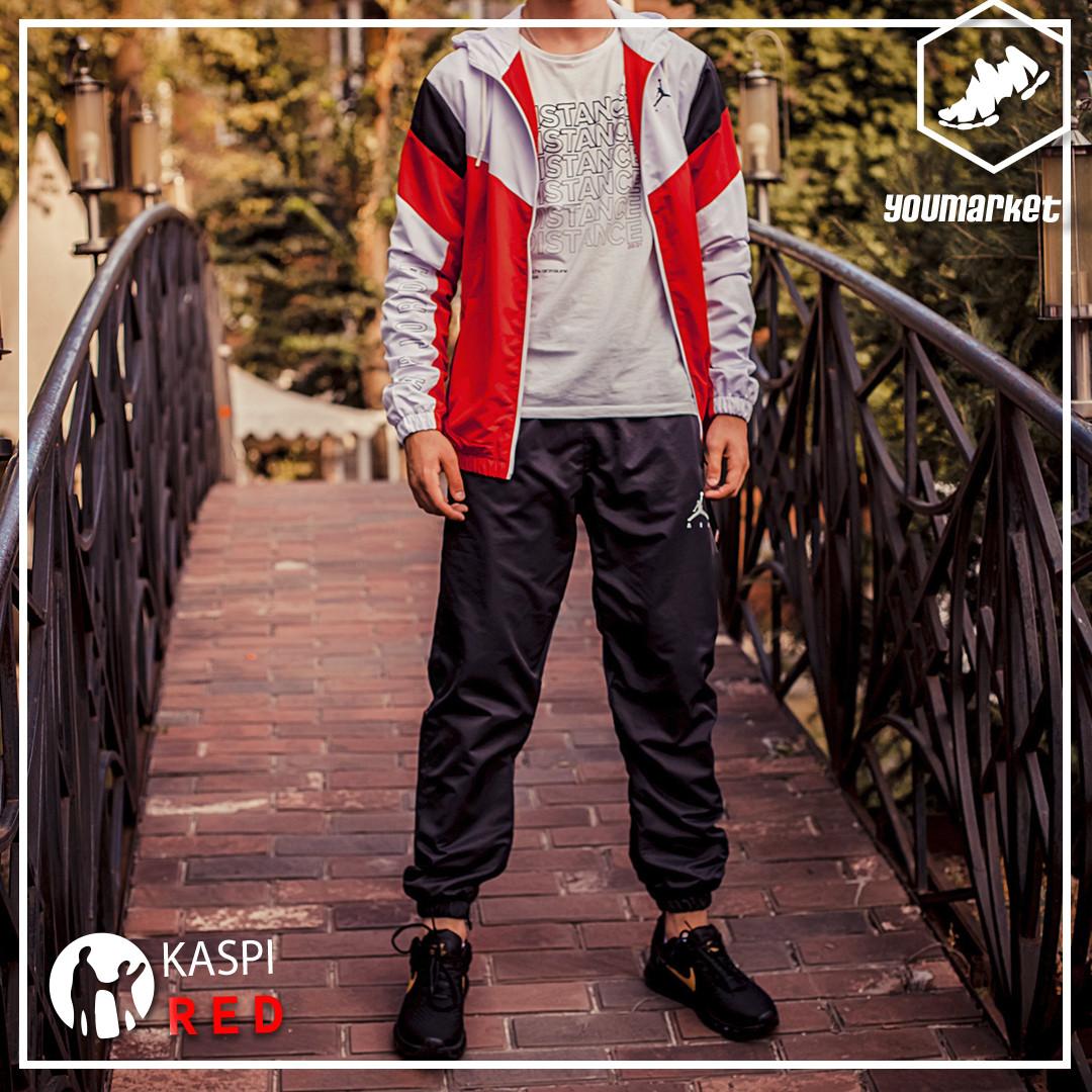 Спортивный костюм Air Jordan Red\White