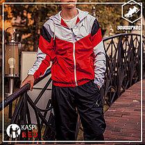 Спортивный костюм Air Jordan Red\White, фото 3