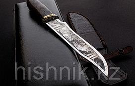 Нож туристический Ферзь сталь 65Х13