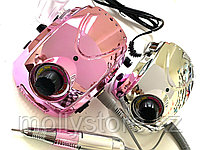Аппарат маникюрный Nail Polisher DM 212, 35 тыс. оборотов, хром, фото 5