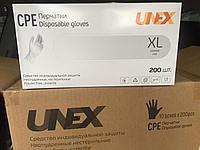 Перчатки  Unex  термопласт эластомерные перчатки