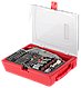 Гравер ЗУБР электрический с набором мини-насадок в кейсе, 176 предметов, фото 2