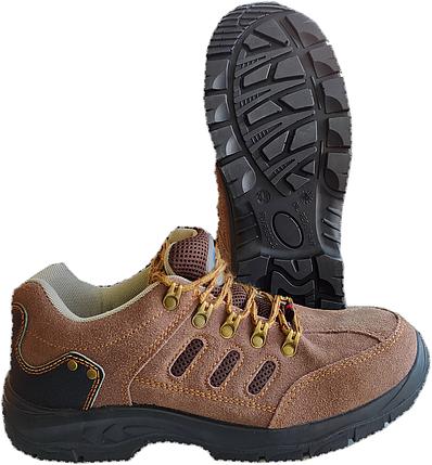 Ботинки-кроссовки замша М/Н, фото 2