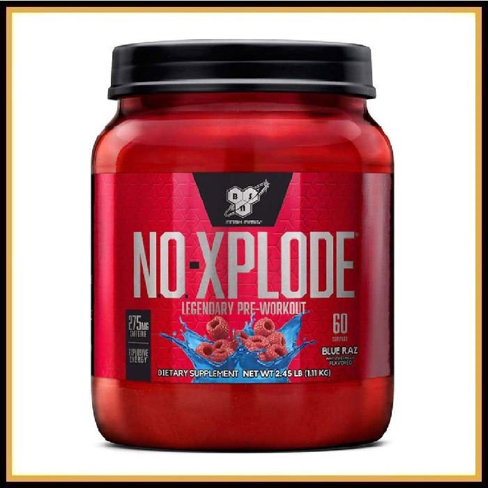 BSN N.O.-Xplode 3.0, 60 порц (1130 g) арбуз