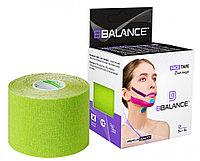 Тейп для лица BB Face Tape 5 см × 5 м хлопок Лайм