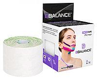 Тейп для лица BB Face Tape 5 см × 5 м хлопок Белый