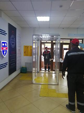 Дезинфицирующий тоннель, фото 2