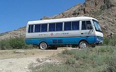 Автобус на 24 места для пикник-туров в Национальном парке Алтын-Эмель, фото 3