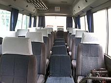 Поездки по туристическием маршрутам на автобусе-вездеходе Fuso Rosa, фото 3