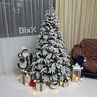 """Новогодняя искусственна ёлка в снегу премиум класса """"Альпийская"""" - 180 см, фото 1"""
