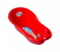 Ванна детская Tega Baby Машинки с градусником 86см. красный