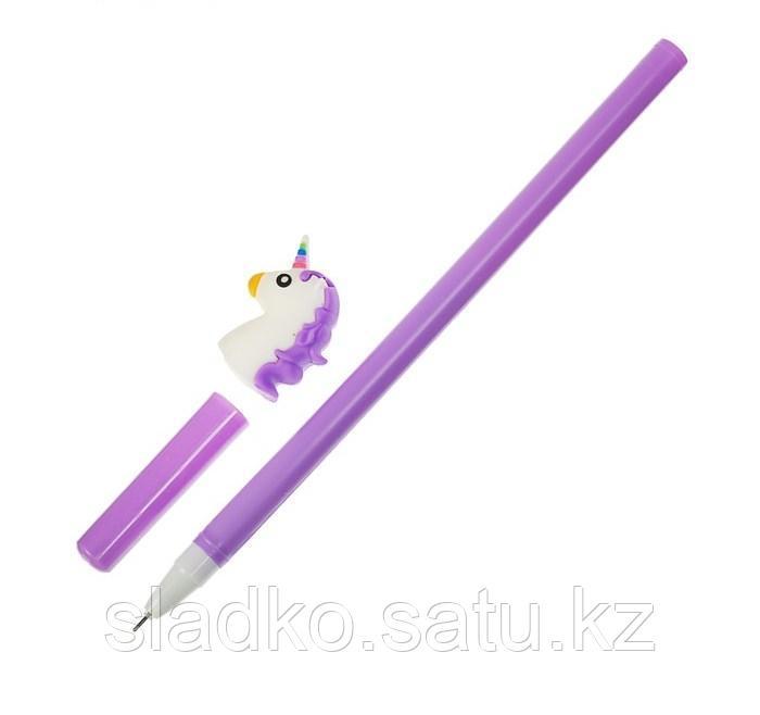 Ручка гелевая Единорог Calli - фото 2
