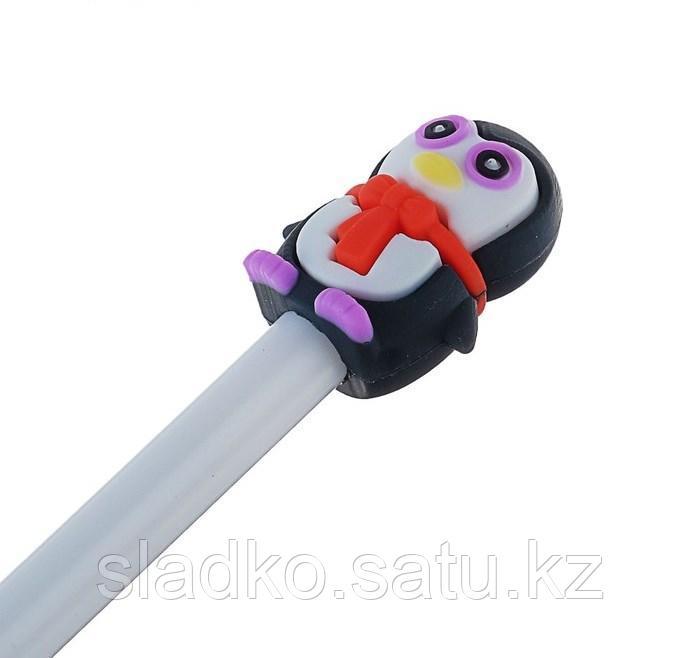 Ручка гелевая Пингвин - фото 3