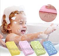 Губка -скраб для ванны и душа, фото 3