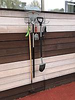 Держатель для садового инструмента (Чёрный)