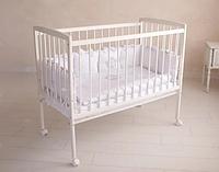 Кроватка Incanto Golden Baby Plus белый
