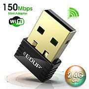 Беспроводной USB Wi-FI адаптер EDUP Mini. 150 Мб/с.