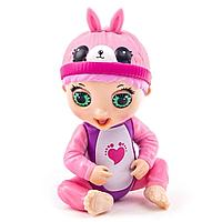 Интерактивная игрушка кукла Tiny Toes зайка Тесс, фото 1
