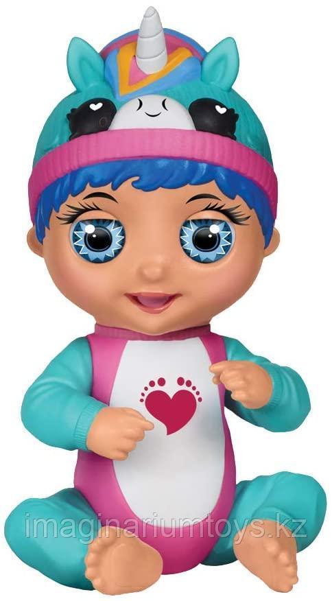 Интерактивная игрушка кукла Tiny Toes единорожка Луна