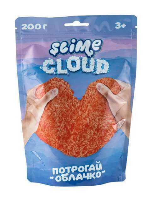 Slime-Cloud S130-31 Рассветные облака с ароматом персика, 200 г
