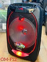 Колонка акустическая OM- F12