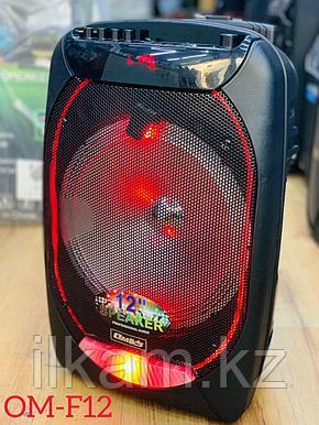 Колонка акустическая OM- F12, фото 2