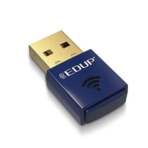 Беспроводной USB Wi-Fi + Bluetooth адаптер EDUP. 150 Мб/с + BT 4.0, фото 2