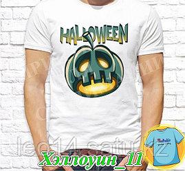 """Футболка с принтом """"Хэллоуин"""" - 11"""""""