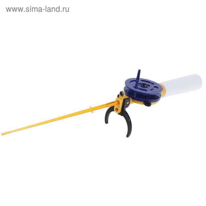 Удочка зимняя «Модерн», М50 - Б, длинная ручка, цвет микс - фото 1