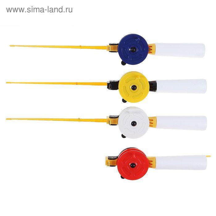 Удочка зимняя «Модерн», М50 - Б, длинная ручка, цвет микс - фото 2
