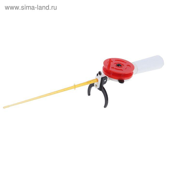 Удочка зимняя «Модерн» М50 - С, средняя ручка, цвет микс - фото 1