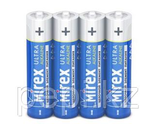"Батарейка мизинец  ""Mirex"" LR03 алкалин"