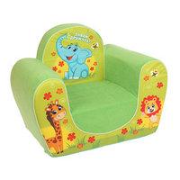 Мягкая игрушка-кресло 'Давай дружить звери'