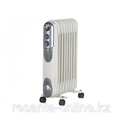 Масляный радиатор РЕСАНТА ОМПТ-9Н (2,0 кВт), фото 2