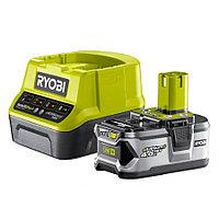 Зарядное устройство + батарея Ryobi RC18120-140