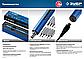 (ОТР-4 Н20) ЗУБР Профессионал ОТР-4 Н20 отвертка аккумуляторная 4 Vmax для точных работ с набором 20 бит, фото 5
