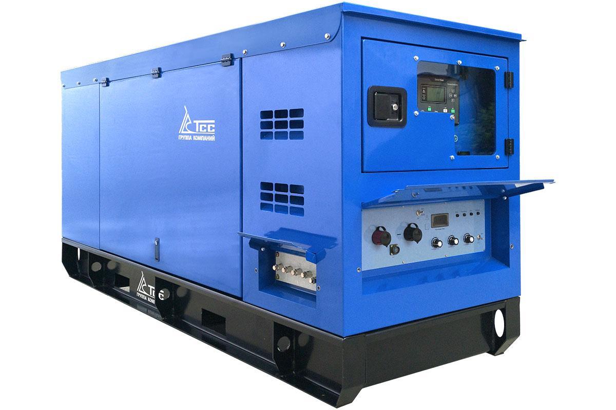 Двухпостовой сварочный агрегат TSS DUAL DCW-480ESW