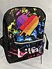 Детский рюкзак для малышей в детский сад,5-7 лет. Высота 28 см, ширина 20 см, глубина 10 см.
