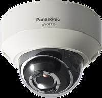 """WV-S2111L Купольная сетевая камера HD @ 60к/сек с технологией Super Dynamic (144dB), функцией """"день/ночь"""