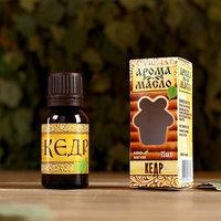 Эфирное аромамасло для бани и сауны 'Кедр' 15мл